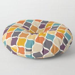 Moroccan Fall 3 Floor Pillow