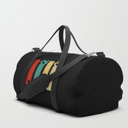 Retro Saw Gift Duffle Bag