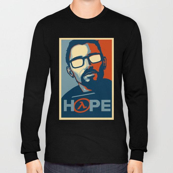 Half Life Hope Long Sleeve T-shirt