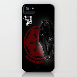 Project Vader iPhone Case