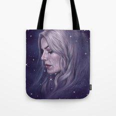 Stars Fall Silent Tote Bag