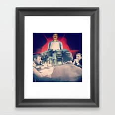 The Initiation of Operative 5 Framed Art Print