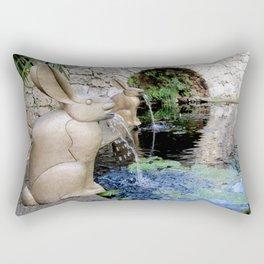 Francois-Xavier Lalanne Bunny Rectangular Pillow