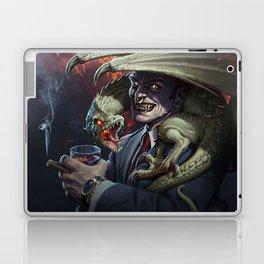 Father Of The Dragon Laptop & iPad Skin
