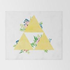 Tri a Little Tenderness Throw Blanket