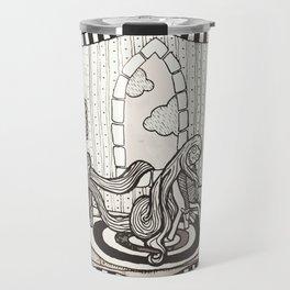 Long Travel Mug