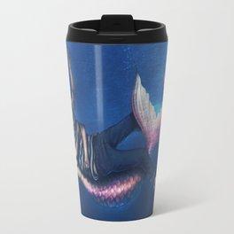 Mermaid & Sailor Travel Mug