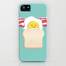 Morning Breakfast Slim Case iPhone (5, 5s)