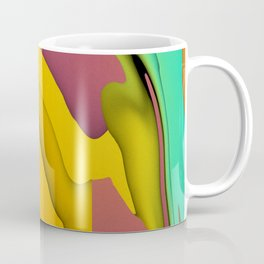 Stroke D. Coffee Mug
