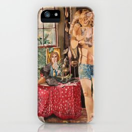 the witch iPhone Case