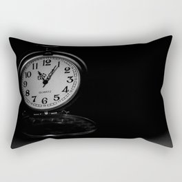 Time. Rectangular Pillow