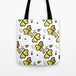 Love Connection Tote Bag