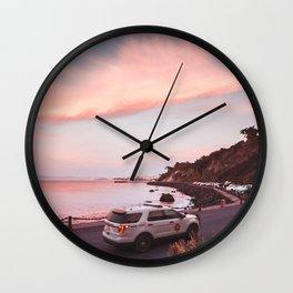 San Francisco : Park Rangers Wall Clock