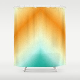 Out Sunning Shower Curtain