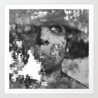 BL(IN)D 1.0 Art Print