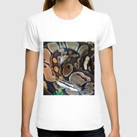 monty python T-shirts featuring Python by GardenGnomePhotography
