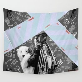 Lil Uzi Luv is Rage 2 Wall Tapestry