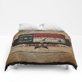 NC BBQ Comforters