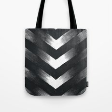 Charcoal Point Tote Bag