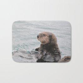 Otterly adorable Bath Mat