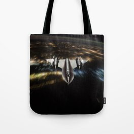 SR-71 Blackbird Tote Bag