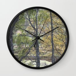 That sweet especial scene. Wall Clock