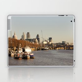 London at sunset Laptop & iPad Skin