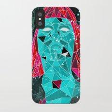 triangular stare Slim Case iPhone X