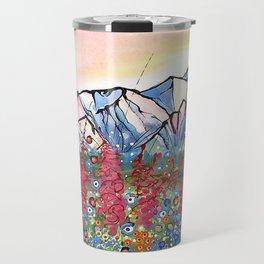 Denali Alpenglow Travel Mug