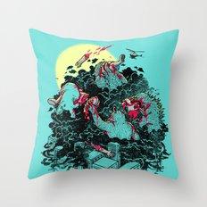 THE BRUNCH Throw Pillow