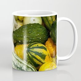 Fall Squashes Coffee Mug