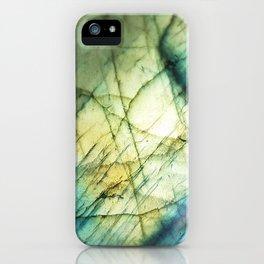 lab glory iPhone Case