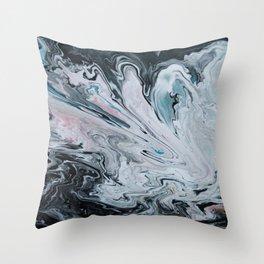 misrery Throw Pillow
