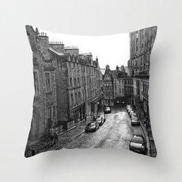Victoria Street Throw Pillow