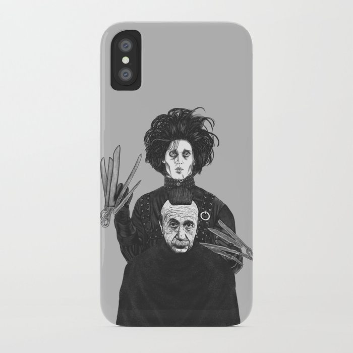 Bored With My Old Hairstyle iPhone Case