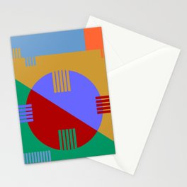 Abstract #57 Stationery Cards