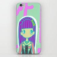 jojo iPhone & iPod Skins featuring Jojo by Glopesfirestar