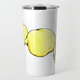 Trois Citrons 2 Travel Mug