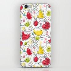 Fruitopia iPhone & iPod Skin