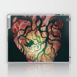 Follow Your Heart Laptop & iPad Skin