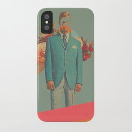 Absent Through my Adultness iPhone Case