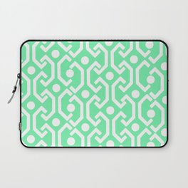 Ethnic Pattern (Mint) Laptop Sleeve