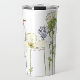 Ashland Wildflowers Travel Mug