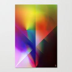 Aura Shield Canvas Print