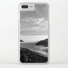 INSPIRATION Clear iPhone Case