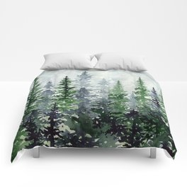 Lost In Nature Comforters