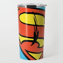 Classic Superman Travel Mug