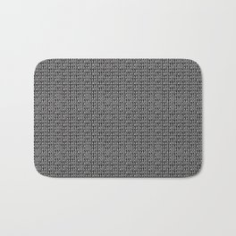 Binary Bliss Bath Mat