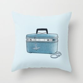 LOST Luggage / Kate Throw Pillow
