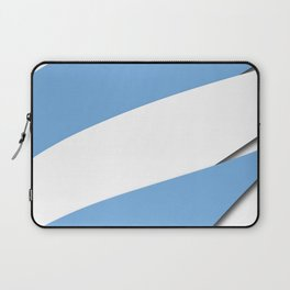 Team Argentina #russia #football #worldcup #soccer #fan Laptop Sleeve